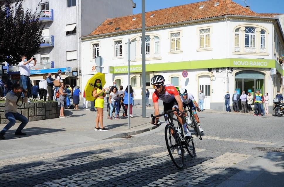 Emoções da Volta a Portugal passaram em Lamego