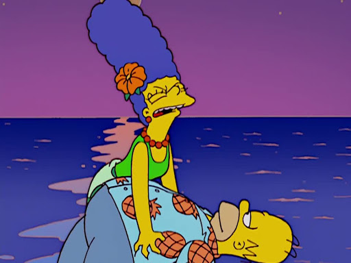 Los Simpsons 14x13 Nace una nueva estrella