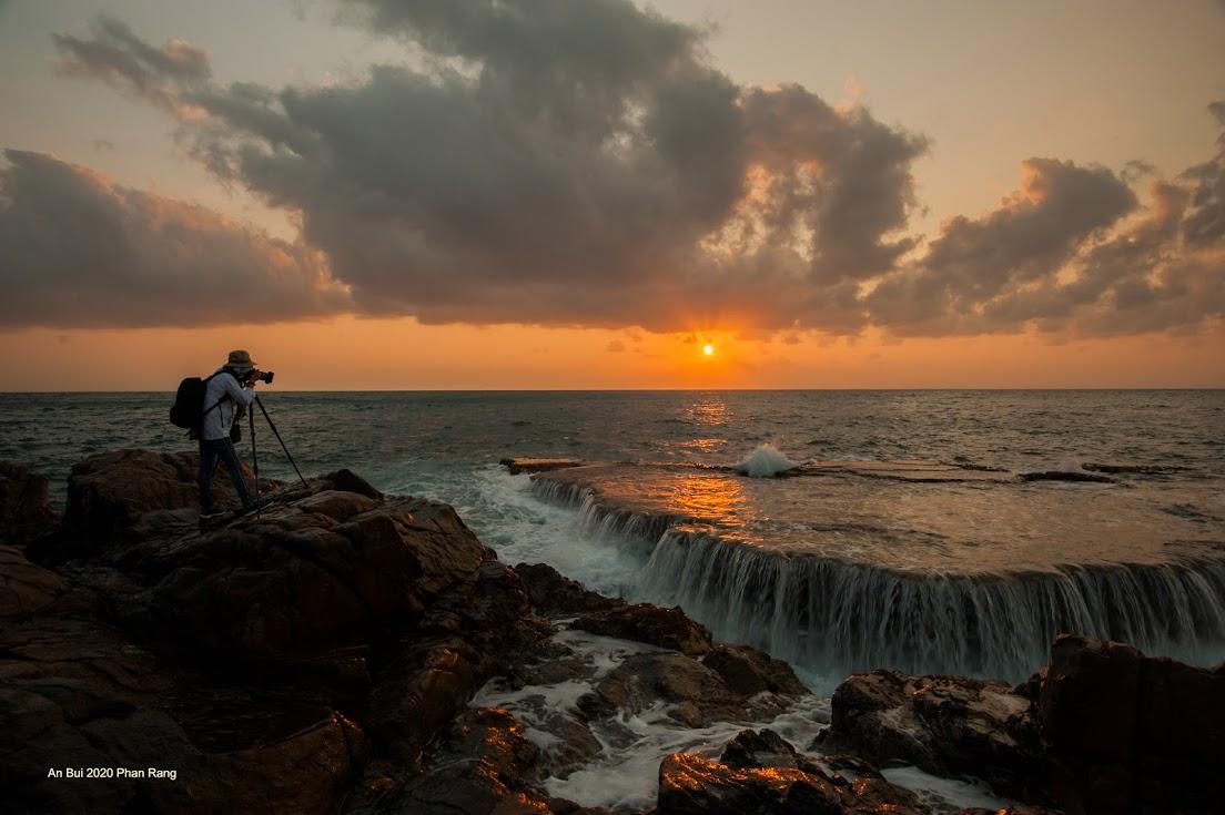 Sunrise at Hang Rai Seascape