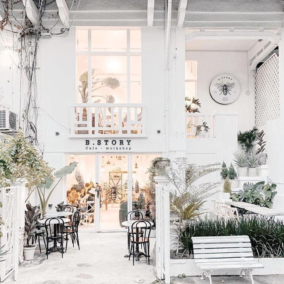 B.Story Cafe