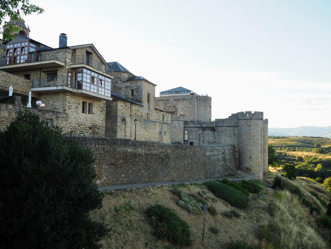 Castillo Puebla de Sanabria