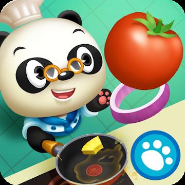 【付費教育app】Dr. Panda's Restaurant 2(Dr.Panda 餐廳2)