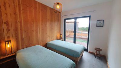 Une deuxième chambre pour 2 personnes