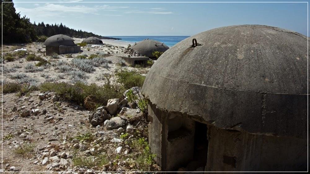 Albânia, o país com 750 mil bunkers