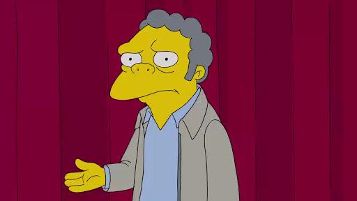 Los Simpsons 26x13 Grande y alto