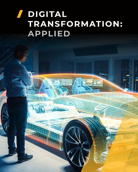 Направление «Цифровая трансформация: практика» («Digital Transformation: Applied»)