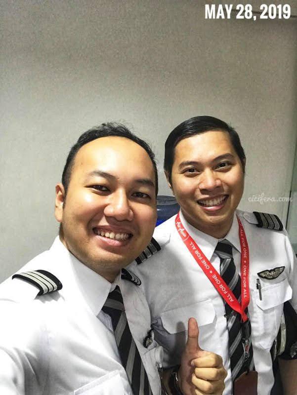 Last Flight as First Officer