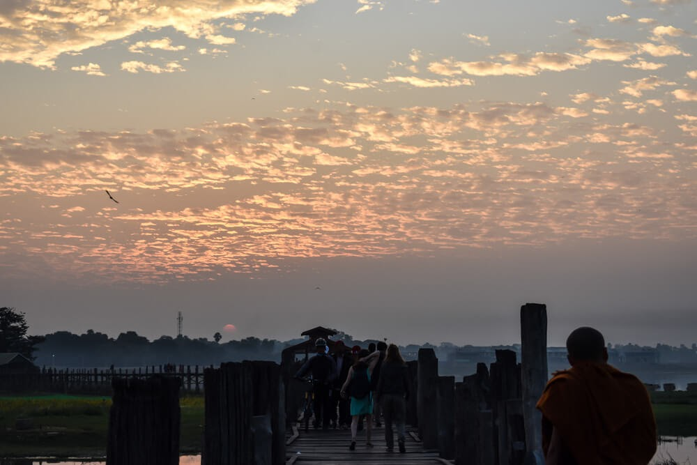 sunrise in Mandalay Bein bridge.jpg