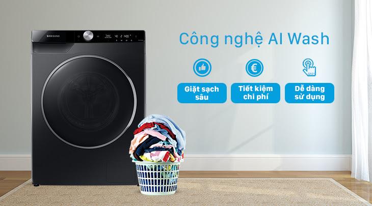 những lợi ích của công nghệ AI Wash mang lại