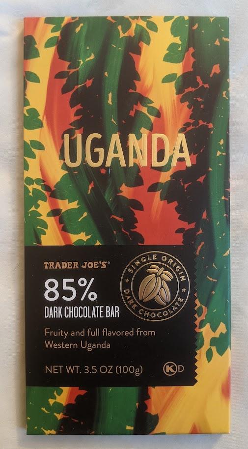 85% tj uganda bar
