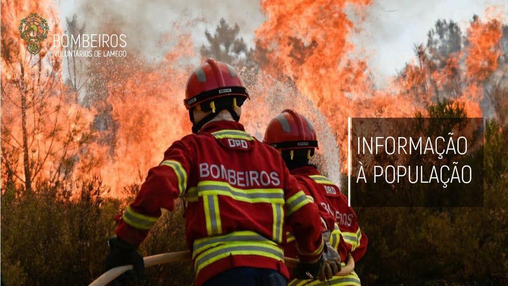 Bombeiros de Lamego desmentem Nuno Moreira