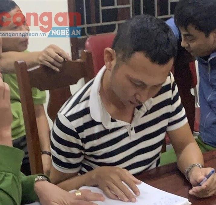 Đối tượng Nguyễn Văn Thành bị truy tố về tội giết người