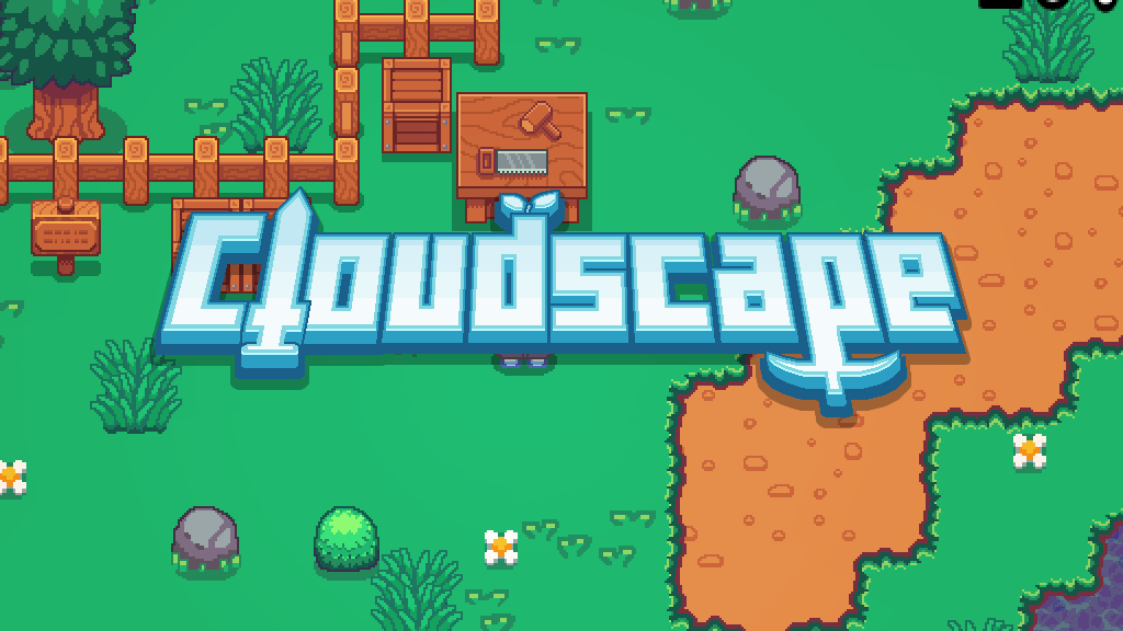 Cloudscape Is NOT Just Another Cute Pixel Art Farming Sim