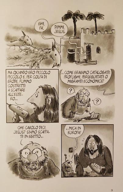 JESUS Staino