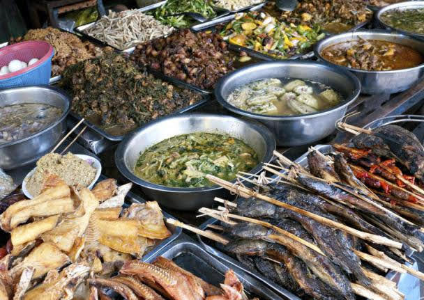 Kandal Market (Phsar Kandal