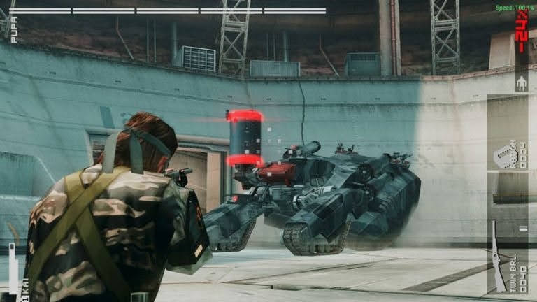Metal Gear Solid ppsspp game