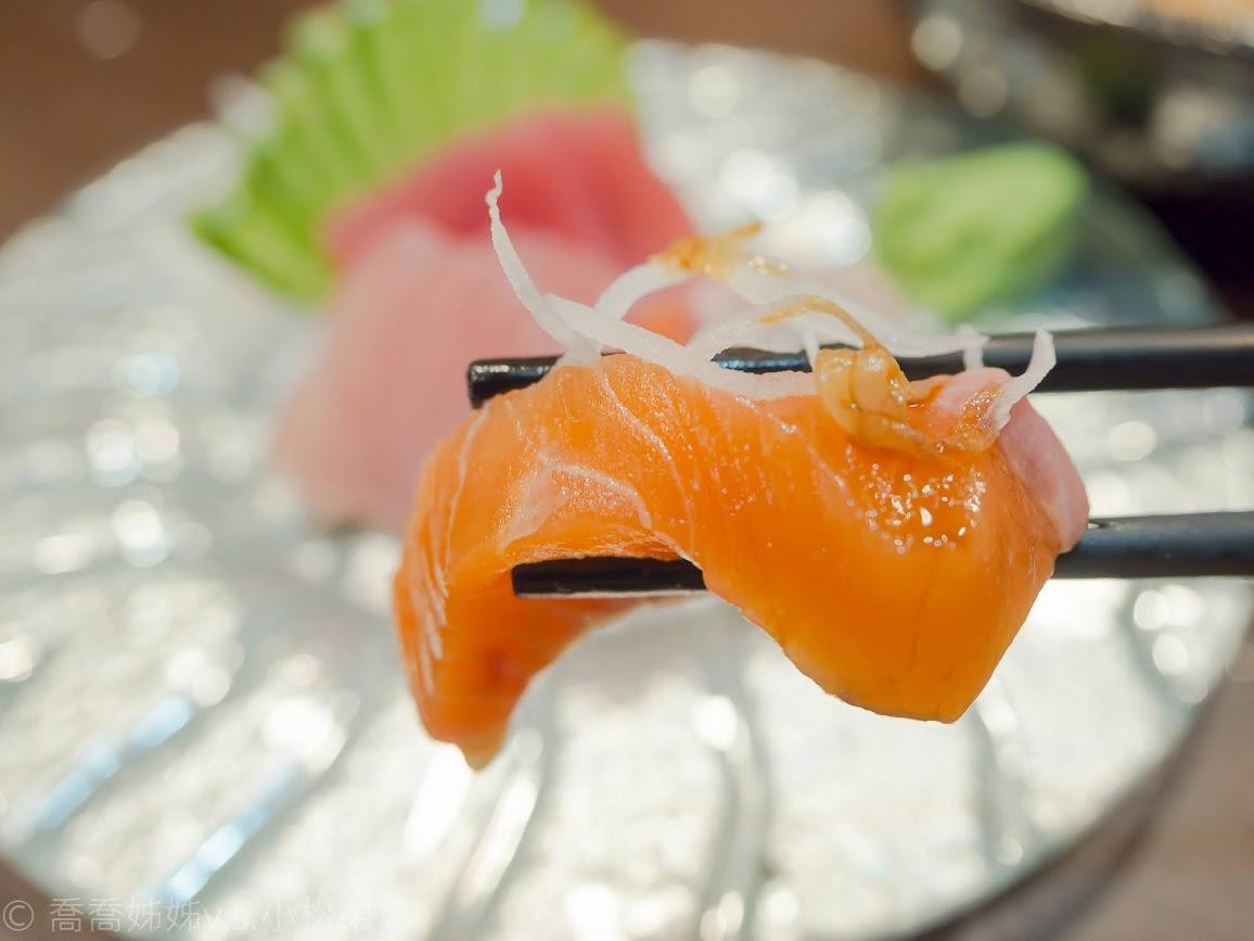 【花蓮】瑞穗火車站美食。竹村日式料理。平價好吃的壽司。新鮮生魚片。
