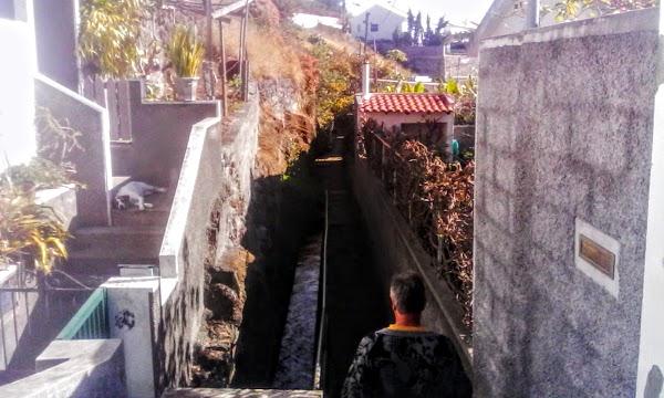 de Levada dos Piornais in Funchal