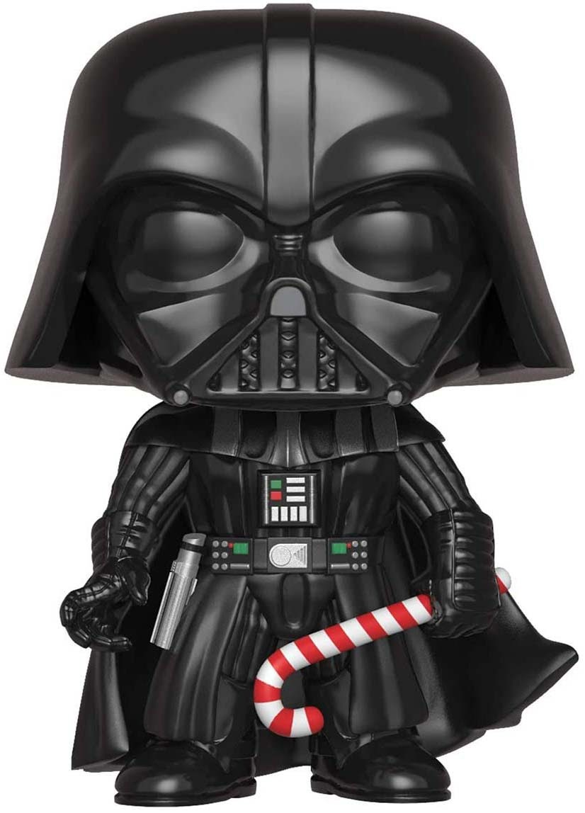 Funko Pop Star Wars: Holiday - Darth Vader with Candy One Size, Multicolor