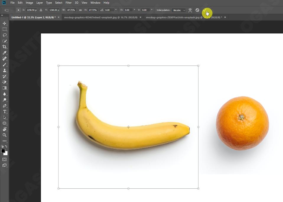 Cara menggabungkan 2 foto menjadi 1 foto