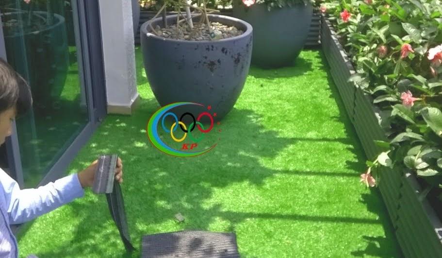 Cách thiết kế từ cỏ nhân tạo được mọi người lựa chọn