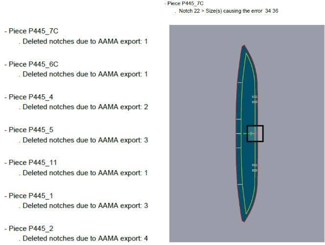 What's New In Version Lectra Modaris V8 ? 23