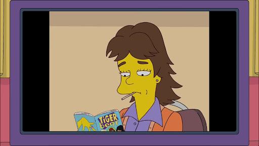 Los Simpsons 22x12 Homero, el padre