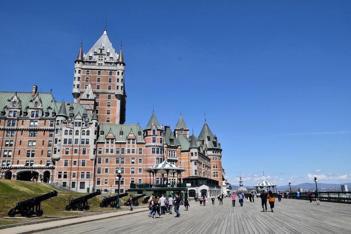 castillo Quebec