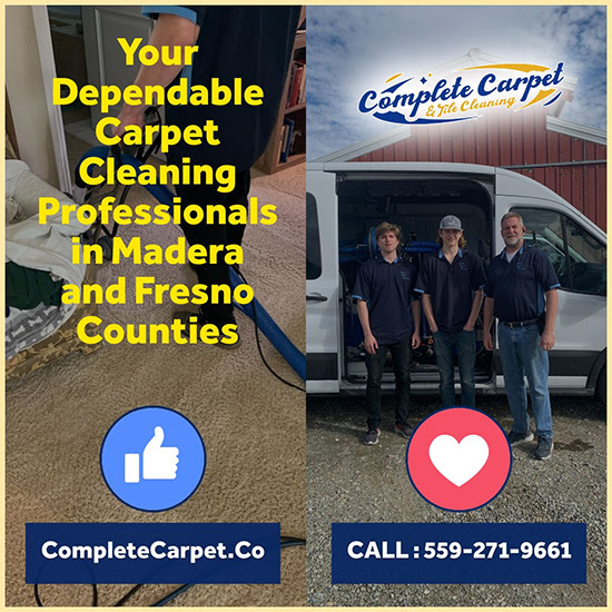 Top Carpet Cleaning Service Serving Fresno CA