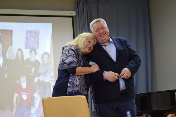 16 декабря юбилей отпразднует народная артистка России, актриса Волгоградского государственного нового экспериментального театра Алла Забелина