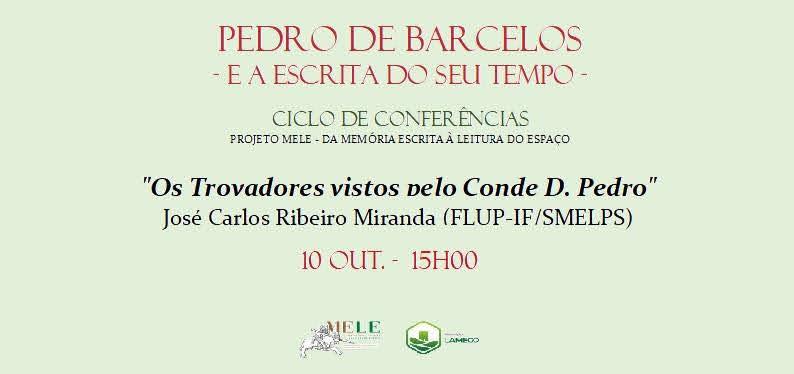 Lamego retoma ciclo de conferências dedicado a D. Pedro Afonso