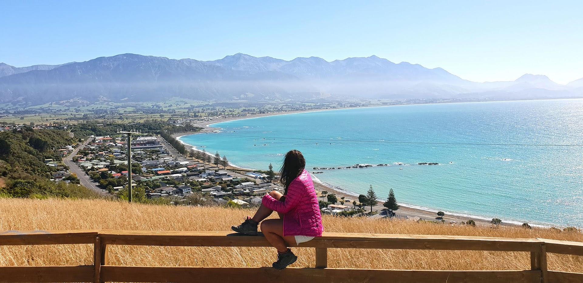 Viajar na Nova Zelândia