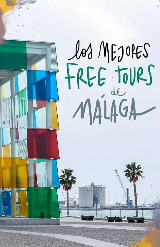 mejores free tours de Malaga