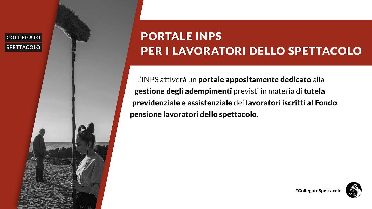 DDL Spettacolo - Foto: Ministero della Cultura