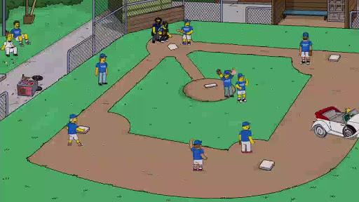 Los Simpsons 28x18 Homero el profesor