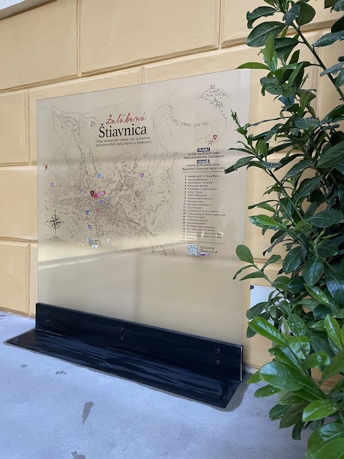 Mapa Zážitkovej hry – 21 miest, ktoré zrodili najkrajšie verše z Maríny