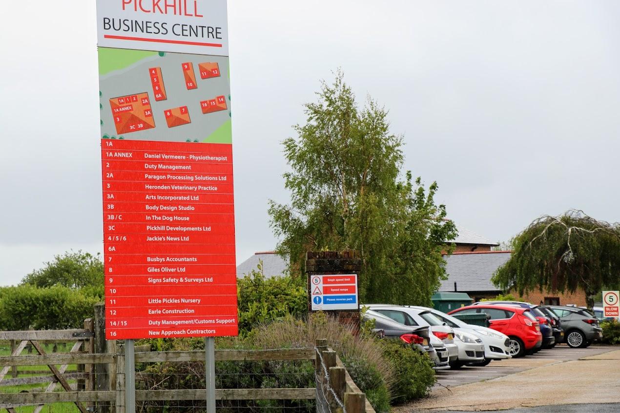Pickhill Business Park Tenterden