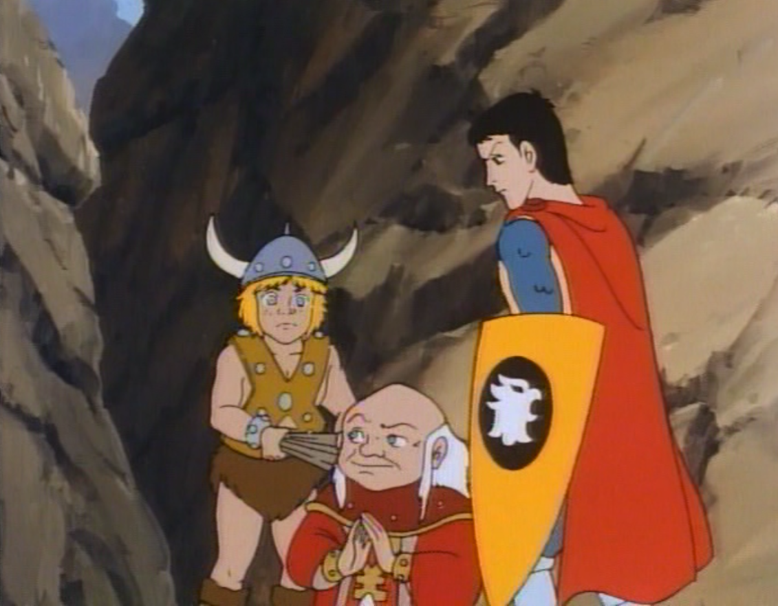 Dungeon Master between Bobby and Eric