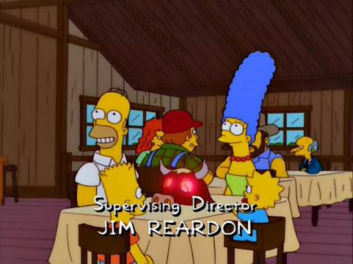 Los Simpsons 10x17 Homero trabaja demasiado