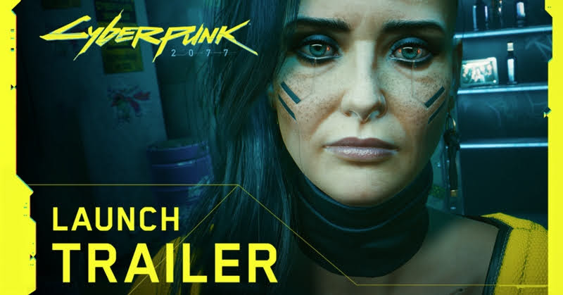Cyberpunk 2077 เปิดวิดีโอตัวอย่างฉลองวางจำหน่าย