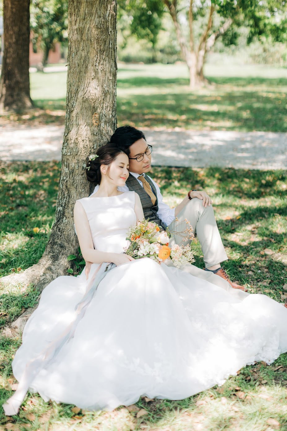 夏日海灘婚紗 | Wiki + Diane Engagement | 煙花婚紗 - 美式婚紗婚禮 - 台中自助婚紗