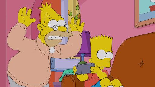 Los Simpsons 28x14 El Granuja y el Sombrero