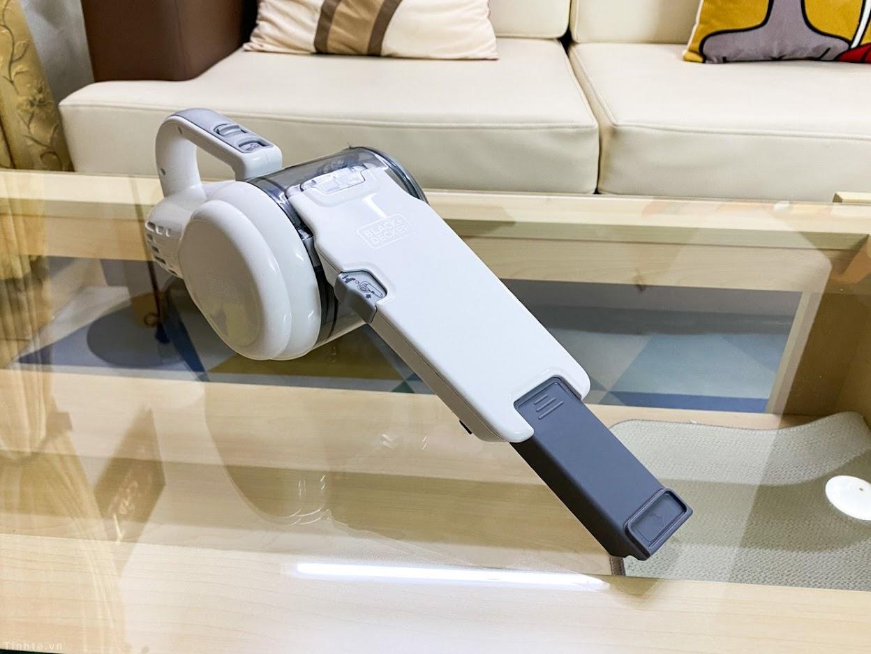 Dust Buster Pivot PV1020 có thiết kế đẹp