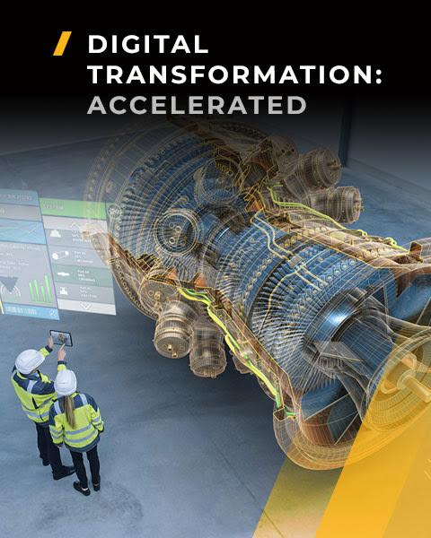 Направление «Цифровая трансформация: технологии» («Digital Transformation: Accelerated»)