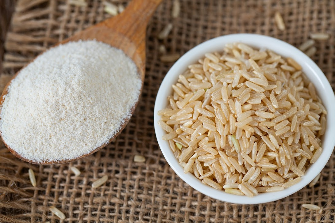 Sprouted Brown Rice Flour