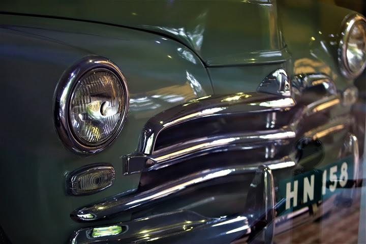 Đến tháng 3/1957, Văn phòng Phủ Chủ tịch nhận được xe từ Vụ Lễ tân Bộ Ngoại giao.
