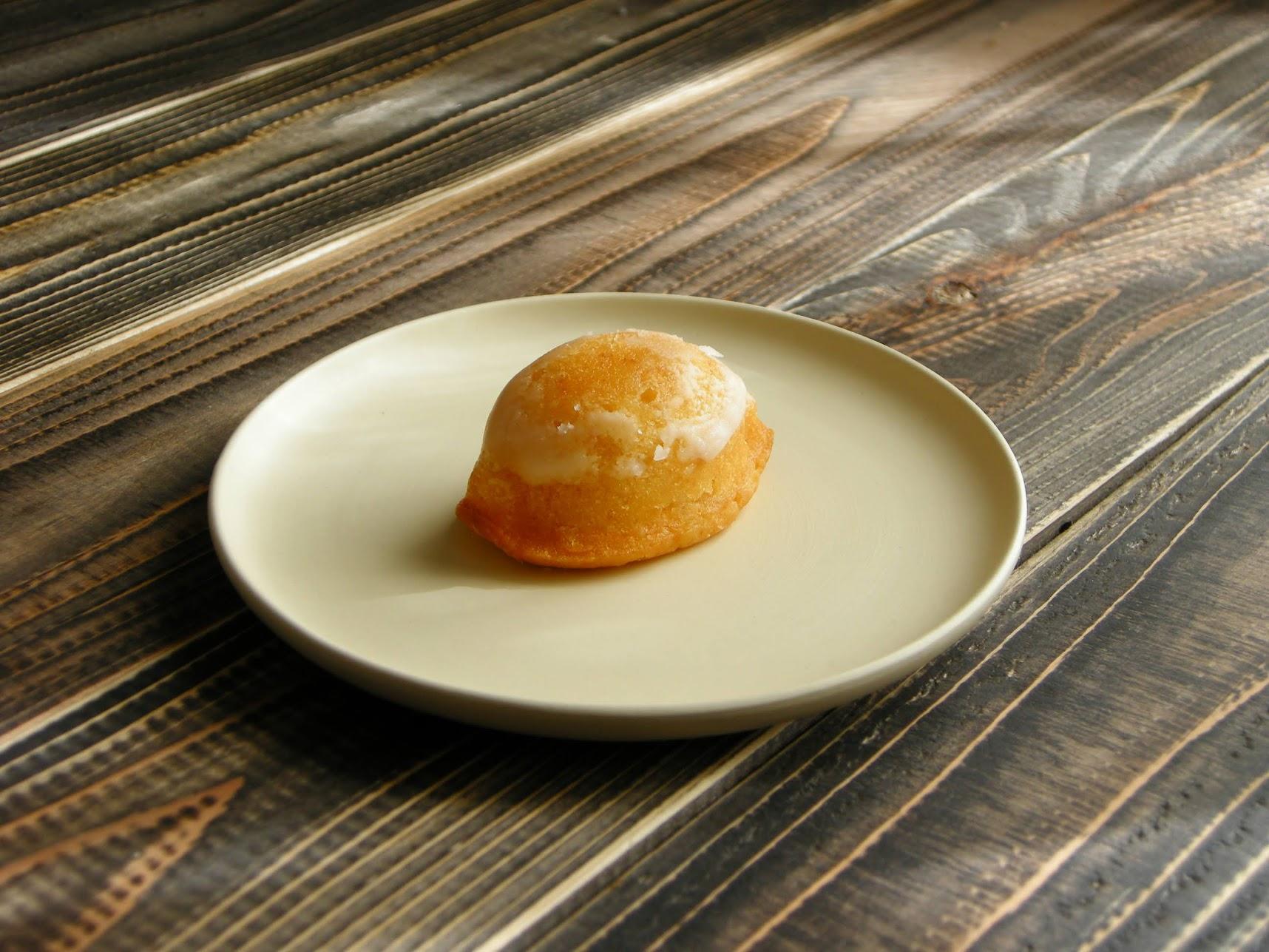 パティスリーハイのレモンケーキ