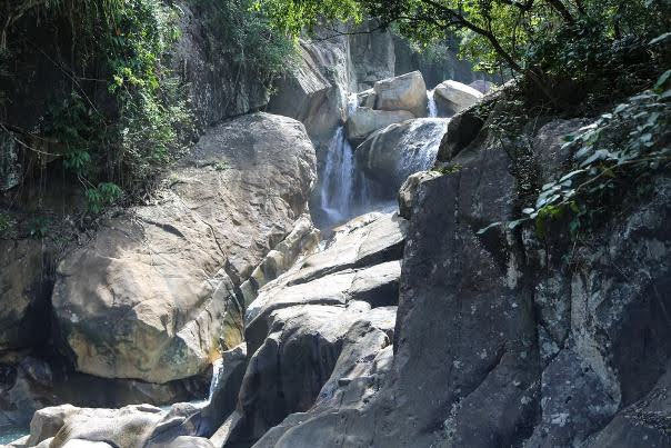 Ba Ho Waterfall, Nha Trang