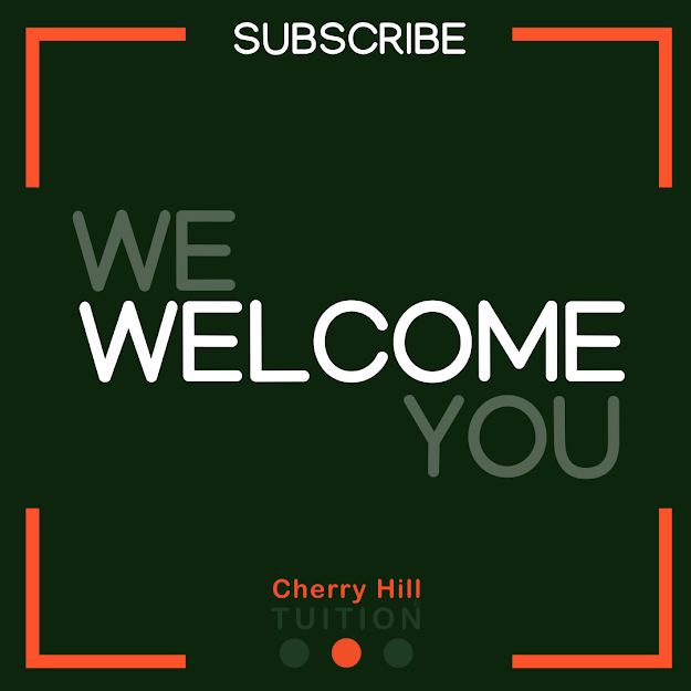 Cherry Hill Tuition - How we raise the bar for our members.