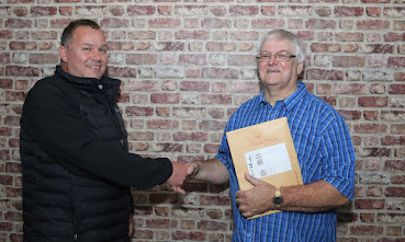 Dominoes officials honoured